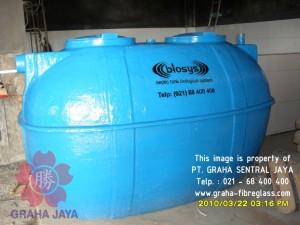 Bio Septic Tank BioSys BC-03 untuk rumah tinggal/kantor