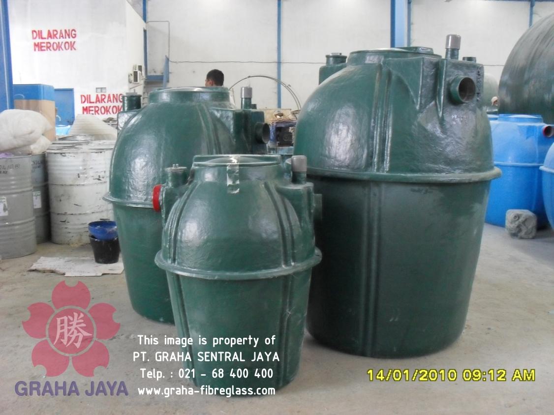 BioFilter Septic Tank BioSys BS-Series