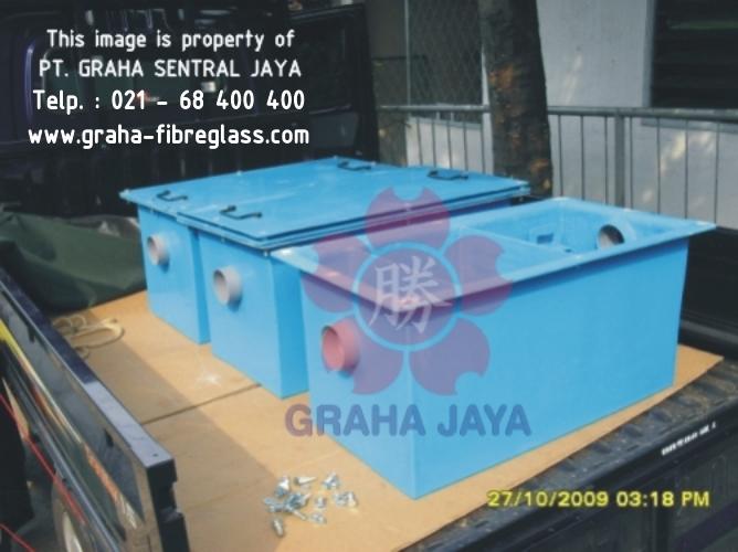 Grease Trap Box