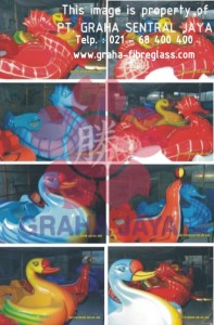 Macam - macam Tipe Sepeda Air Graha Jaya